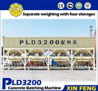 PLD3200 Concrete Batching Systems